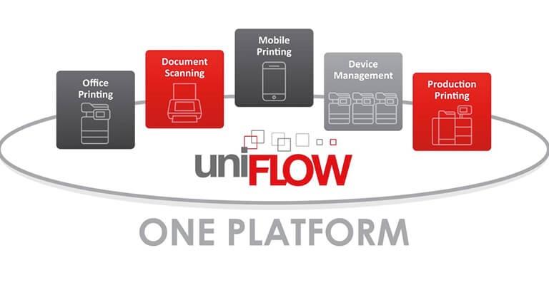 UniFlow one platform
